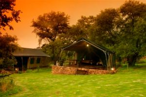 Bush Willow tent