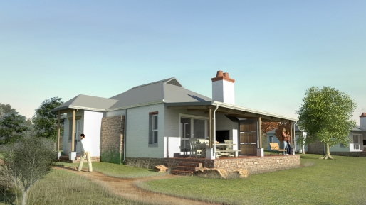 ASKARI LODGE NEW FAMILY SUITES - 3D