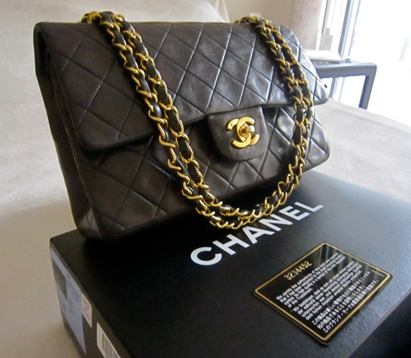 Chanel bag - trend-kid.com