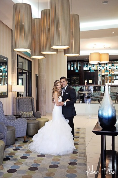 Fairway hotel wedding - Adam Hilton