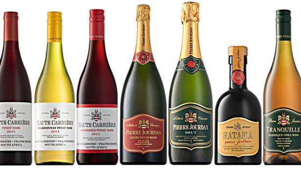 Haute Cabriere wines