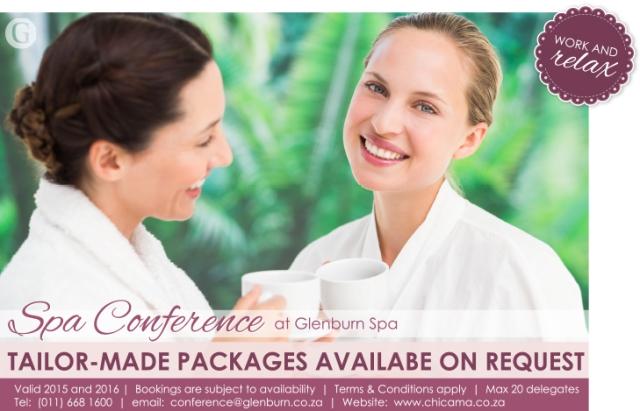 Gleburn Spa Conference
