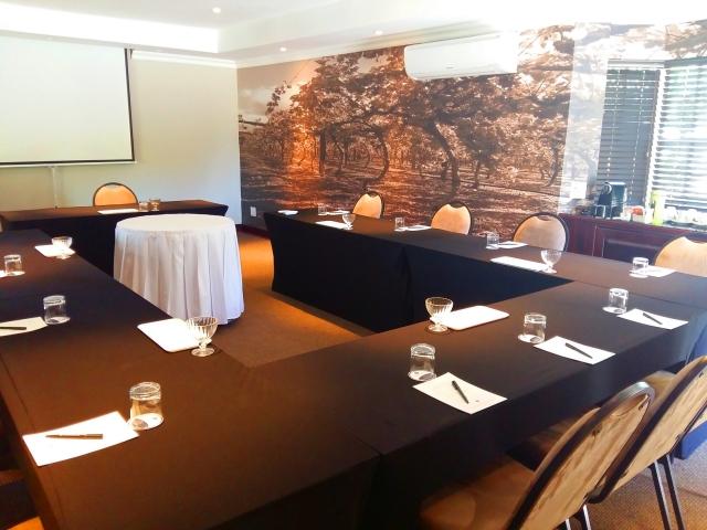 Glenburn Spa Grapevine Conference Room