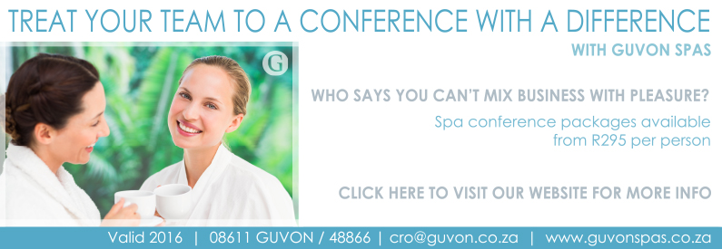 Spa Conference Signature 2016 - Guvon Spas
