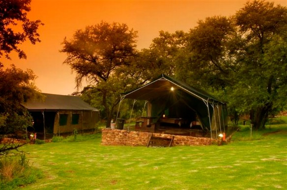 Bush Willow tent (Copy)